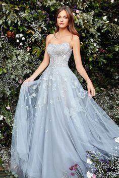 Stunning Prom Dresses, Pretty Prom Dresses, Cute Dresses, A Line Prom Dresses, Unique Prom Dresses, Long Dresses For Party, Floor Length Dresses, Sky Blue Dresses, Gowns For Party