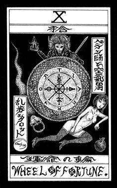 『RAMPO×TAROT 【ⅩⅩⅠ】 世界~「パノラマ島綺譚」』