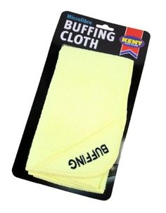 Kent Q6700 40 x 40cm Microfibre Buffing Cloth - This Microfibre Buffing Cloth from Kent Car Care offers the best buffing action for your vehicle. This super soft Microfibre cloth gently removes surplus wax whilst protecting your vehicle's finish. Exc