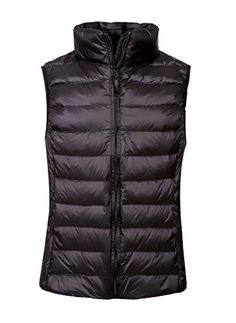 FV RELAY Women's Packable Ultra Light Weight Down Vest Sportswear Jacket * See this great product.