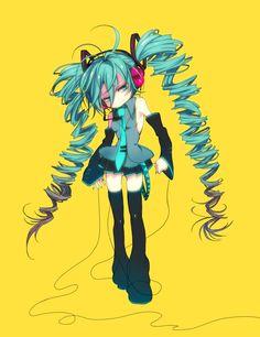 Miku #vocaloid