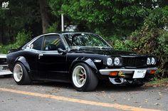 Mazda RX3. Tuuffff!!!