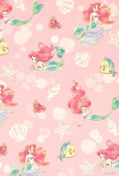 Ariel Wallpaper, Mermaid Wallpaper Backgrounds, Little Mermaid Wallpaper, Mermaid Wallpapers, Disney Phone Wallpaper, Ariel The Little Mermaid, Cute Wallpapers, Iphone Wallpaper, Trendy Wallpaper