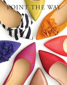 pointed pointy shoes