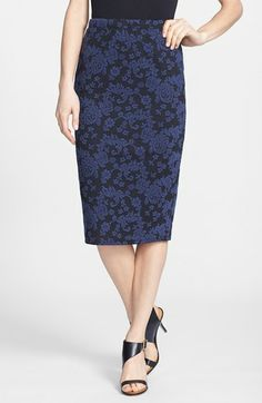 Bobeau Lace Midi Skirt | Nordstrom you can do skirts if you want
