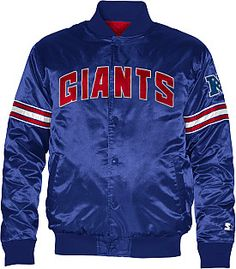 Vintage 90's New York NY Giants Starter Jacket by CharchaicVintage ...