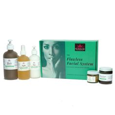 Acne Treatment- The Flawless Facial System Acne Kit