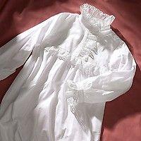Cotton Nightwear   Nighties   Cotton Pyjamas   Museum Selection