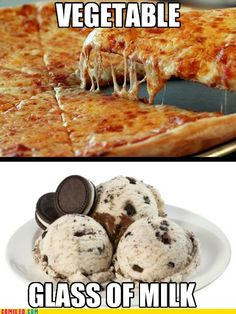 gotta have that balanced diet