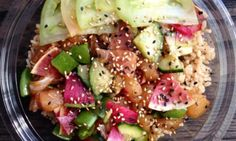 Everything You Need To Know About Hawaii's Wildly Popular Poke Bowls | The Huffington Post