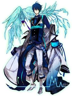 vocaloid kaito ice cream - Google Search
