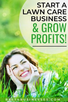 Tips on starting a landscaping gardening and lawn care business. If you love plants here are ideas for your marketing business plan and advertising campaigns plus fresh name ideas for your business cards too. Plant on Mr/Ms Green Thumb! Business Planning, Business Tips, Successful Business, Business Motivation, Business Management, Marketing, Lawn Care Business Cards, Lawn Service, Landscaping Company