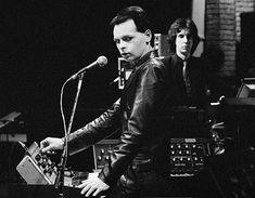 """Gary Numan - After this """"one-hit-wonder"""" unplugged, he returned to his true passion--airplane stunt flying."""