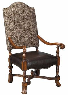 Eleanor High Back Chair   Stein World Furniture   Home Gallery Stores