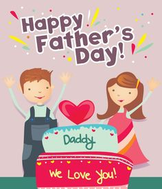 HAPPY FATHERS DAY! To all of the wonderful dads out there! I hope you all have a fantastic Fathers Day! If its spending time with family, or a special night out for 2 or just a dads chillin. No matter how you spend it, be well, be safe, be happy. Happy fathers day!