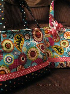 Create Your OwnMommy and Me Matching Purse by LuJoyPursesandSuch, $50.00