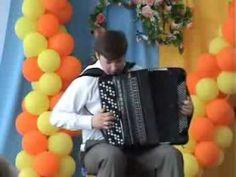 This kid plays Vivaldi on accordion like a master [video] - Holy Kaw!
