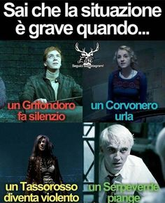 Queste situazioni sono *moooooolto* gravi!!! Harry Potter Tumblr, Harry Potter Anime, Harry Potter Facts, Harry Potter Books, Harry Potter Love, Harry Potter Fandom, Harry Potter World, Harry Potter Hogwarts, Drarry