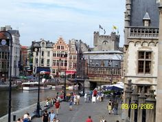 Ghent. I would love to go to Belgium one of these days. http://www.visitbelgium.com/