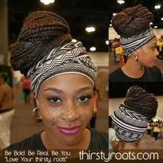 Braided with wrap