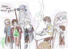 Bilbo's memories by Rina-from-Shire.deviantart.com on @deviantART