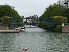 Ruoholahti Canal in Helsinki. #travel #finland #scandinavia #europe #helsinki #suomi #nordic