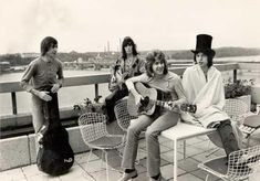 Mick Taylor and The Rolling Stones, 1969 Greatest Rock Bands, The World's Greatest, Rock N Roll, Rolling Stones Concert, Rollin Stones, Then And Now Photos, Stone World, Rock Concert, Keith Richards