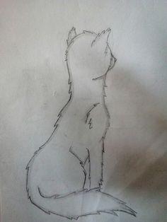 Wolf, grey, by: Aurora