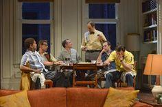 """""""Review: The Odd Couple"""" via theaterjones.com"""