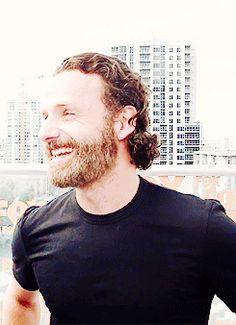 <3Andrew Lincoln<3 ... Tumblr ... beard