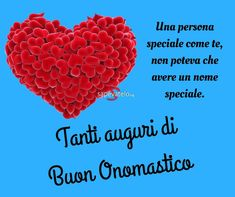 Frasi di buon onomastico Good Morning Good Night, Happy Birthday Wishes, Raspberry, Inspirational Quotes, Fruit, Gif, Google, Anna, Cinema