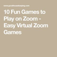 10 Fun Games to Play on Zoom - Easy Virtual Zoom Games Pictionary For Kids, Pictionary Words, Icebreaker Activities, Activity Games, Virtual Games For Kids, Online Games For Kids, Fun Games For Kids, Games To Play, Youth Games