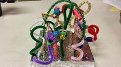 Miss Sarah's Storytime: Make It Take It! Wire Sculpture