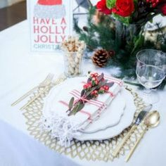 Entertaining Ideas- Set the Table, Essentials, Events & Inspiration | Fashionable Hostess
