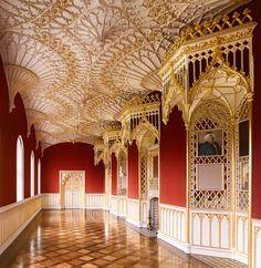Leighton House Museum - Will Pryce. Could I paint the ceilings to replicate?
