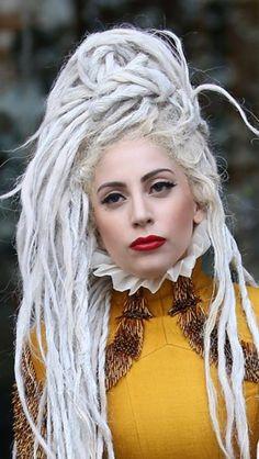 Lady Gaga. So fucking fabulous!