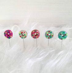 Stecknadelset Donuts – HeArtDeco