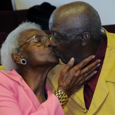 Mature black lovers