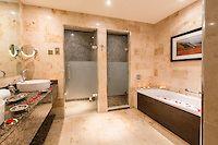 #RosePetals Corner Bathtub, Alcove, Corner Tub