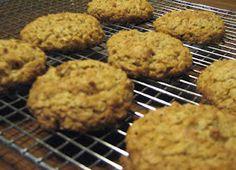 Perfect Oatmeal Cookies