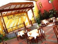 Aquí nuestra reseña sobre el Restaurante La Casona en #Lima #Peru http://www.placeok.com/restaurante-casona-de-san-marcos/