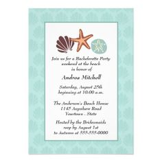 >>>Cheap Price Guarantee          	Seashell Bachelorette Party Invitation           	Seashell Bachelorette Party Invitation online after you search a lot for where to buyDeals          	Seashell Bachelorette Party Invitation please follow the link to see fully reviews...Cleck See More >>> http://www.zazzle.com/seashell_bachelorette_party_invitation-161772947241790643?rf=238627982471231924&zbar=1&tc=terrest