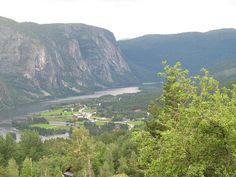 Setesdal valley