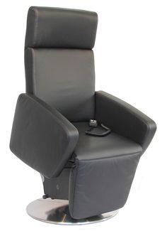 Devita Sessel mit Aufstehhilfe, drehbar und mit Zentralfuß Modell: Ulma