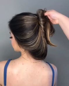 Are you going to balayage hair for the first time and know nothing about this technique? We've gathered everything you need to know about balayage, check! Brown Hair Balayage, Brown Blonde Hair, Hair Highlights, Indian Hair Color, Long Indian Hair, Medium Hair Styles, Curly Hair Styles, Short Wavy Hair, Thick Hair