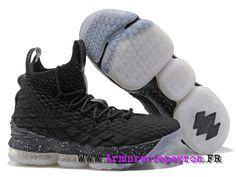 "official photos 28ea1 653f0 Est Nike LeBron 15 ""Oreo"" Black White New Release – Michael Jordan Shoes"