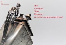 A Meriden 'Goddess' at The American Silver Museum - jigsaw puzzle pieces) Coffee Service, Digital Museum, Ipad Tablet, Great Videos, Online Gallery, Photo Library, Silver Plate, Jigsaw Puzzles, Photo Galleries