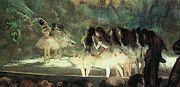 "New artwork for sale! - "" Ballet At The Paris Opera  by Edgar Degas "" - http://ift.tt/2pty2BC"