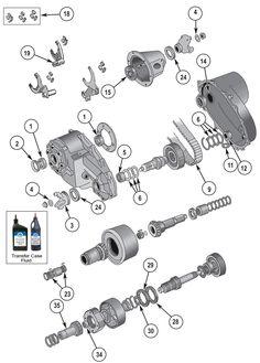 Np246 Transfer Case Parts Diagram : np246, transfer, parts, diagram, Wagoneer, Parts, Diagrams, Ideas, Wagoneer,, Jeep,, Morris, Center