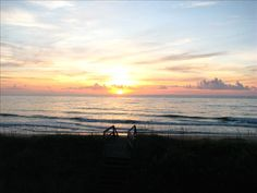 Sunrise and low tide.... | OBX Connection Message Board